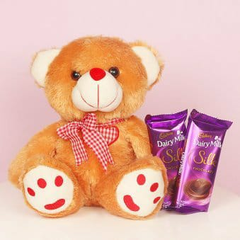 cute teddy with Tastychocolates (code:126)