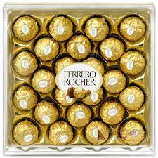 24 Pieces ferrer rocher For you Sister (code:150)