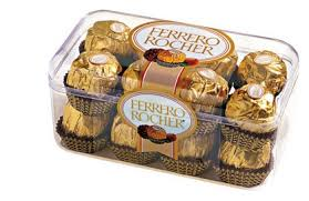 Ferrer rocher For your beloved (Code:147)