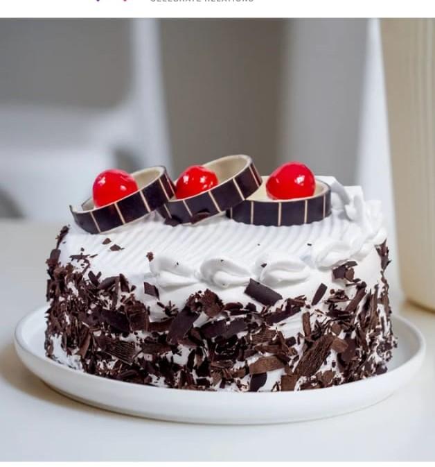 Cute black forest cake (code:68)