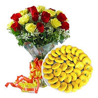 beautiful bunch with tasty sweets (code:104)