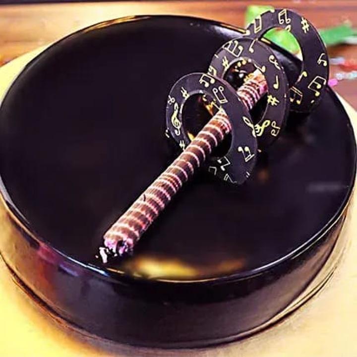 Chocolate truffle cake (code: 72)