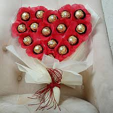 New year special Chocolate bouquet (code:216)