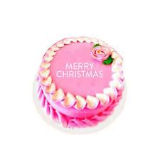 Yummy Christmas Strawberry cake(code: 155)