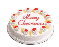 1/2 Kg Christmas Cake (code: 157)