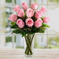 Pink bouquet for new year (code:214)