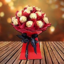 Amazing chocolate bouquet (code:227)