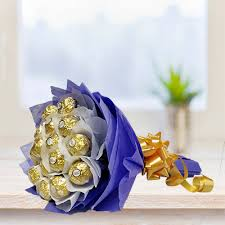 special chocolate bouquet for promise day (code: C)