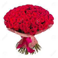 50 Red roses bouquet for rose day (code: 258)