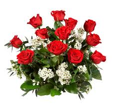 12 Roses bouquet for rose day (code: 261)
